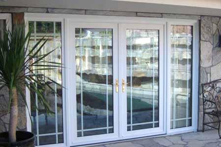 Vidrio y aluminio en canc n y la riviera maya canceler a for Puertas interiores de aluminio y cristal